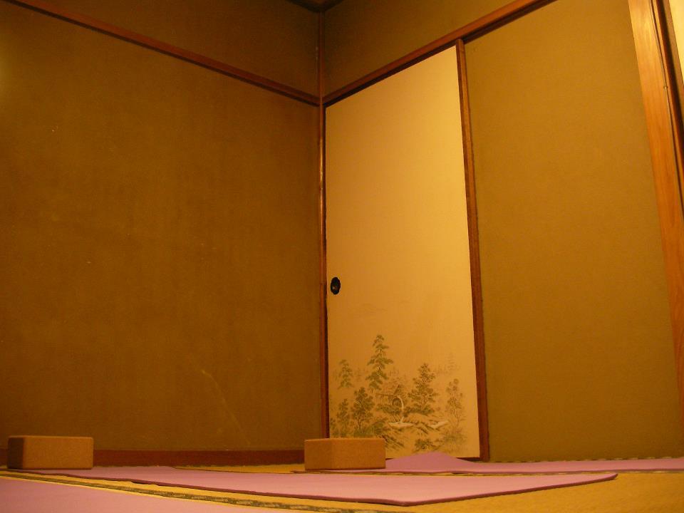 Seed Training Amagasaki yoga pilates thai traditional massage private lesson English